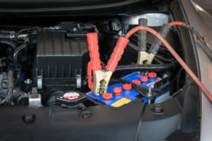 jump-leads-attached-to-car-battery